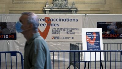New Yorkers Weigh-In On Vax Mandate–Safety or Freedom Comes First?