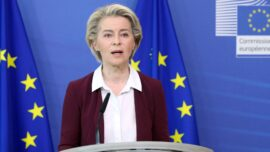 Europe to More Actively Counter Beijing