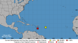 Tropical Warnings Likely to Be Issued for Puerto Rico With Storm Formation Possible in the Atlantic Monday