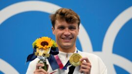 Olympic Surprise: American Finke Leaves Tokyo With Two Golds
