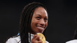 Sprinter to Compete 2 Weeks Post-Olympics