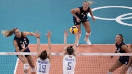 US Women's Volleyball Avenges Loss to Serbia, Reaches Final