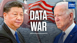 'The Battle Over Data Is Also the Battle Over the Future': Dr. Arthur Herman on US–China Data War