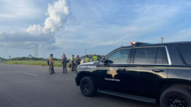 Texas: 10 Dead in Packed Van Accident