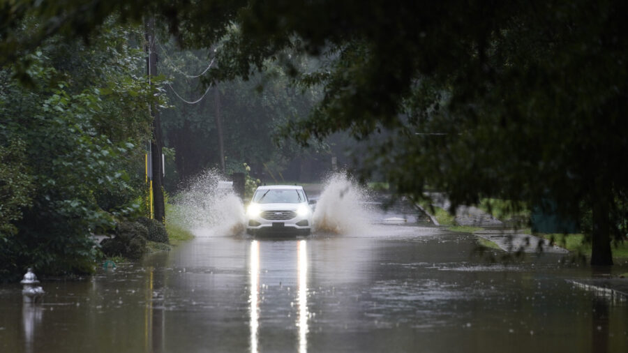 Tropical Depression Fred Shuts Highways With Mudslides, Floods