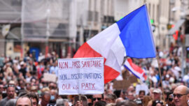 Army Officer: The French People Are Awakening