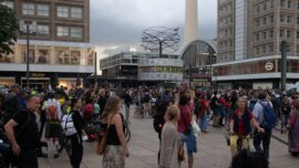 Berlin Protests Lead to 600 Arrests, One Death
