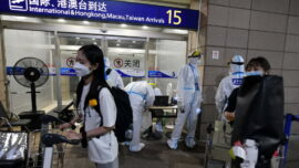 Virus Cases on the Rise in China