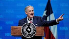 Texas Governor Bans All Vaccine Mandates