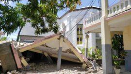 7.2 Magnitude Earthquake Hits Haiti, at Least 304 Killed