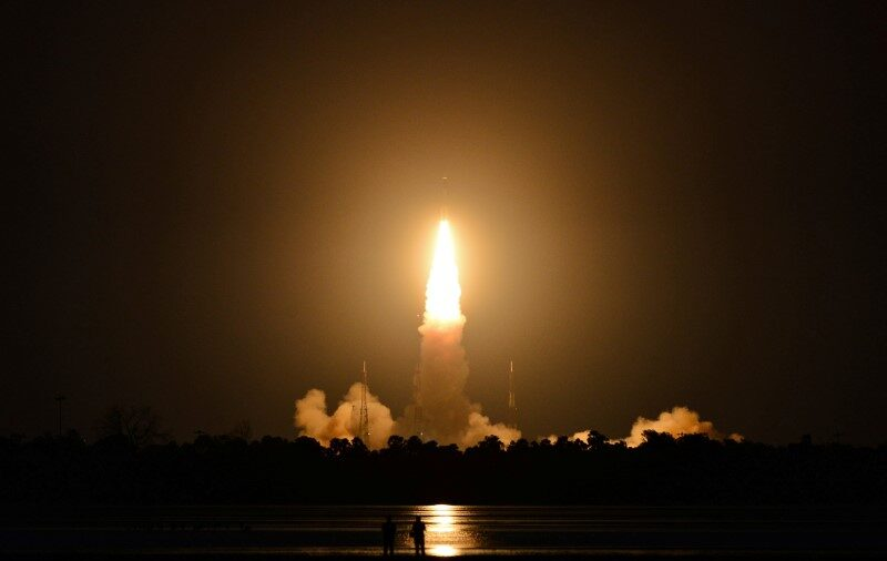 India Fails to Launch Observation Satellite, Breaking 16-Straight Success Streak