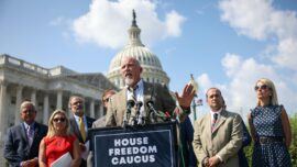 House Voting on $1.2 Trillion Infrastructure Bill
