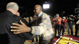 Loyola Chicago Basketball Pioneer Jerry Harkness Dies at 81