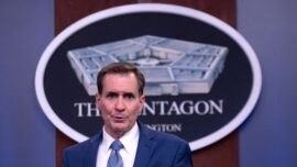 LIVE: Pentagon Defense, Military Officials Hold Press Conference