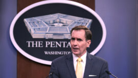 LIVE: Pentagon Holds Briefing After Reports of Milley's Secret Phone Call With Chinese General
