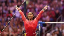 US Gymnast Jordan Chiles on Tokyo Games