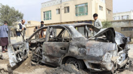 US Investigating Civilian Casualties in Airstrike on Vehicle in Kabul: Official