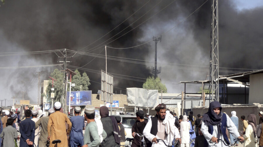 Taliban Takes More Cities, Top Official Warns of Afghanistan 'Civil War'