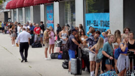 Lollapalooza Reopens With COVID-19 Precautions