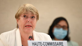 Taliban Executed Civilians, Recruited Child Soldiers, UN Rights Chief Warns