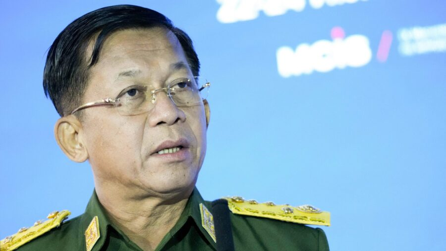 Burma's Military Leader Declares Himself Prime Minister, Extends Emergency, Promises Election in 2 Years