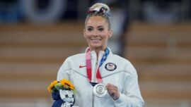 After Biles Exit, MyKayla Skinner Earns Olympic Silver Medal