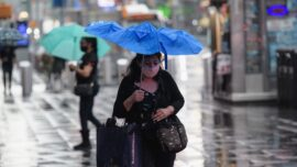 Tropical Storm Henri Impacts Northeast States