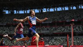 Are Olympic Records Broken Due to Shoe Tech?
