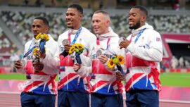 'Tragic' If British Relay Teammates Lose Olympic Silver Over Ujah's Doping Test: BOA Chief