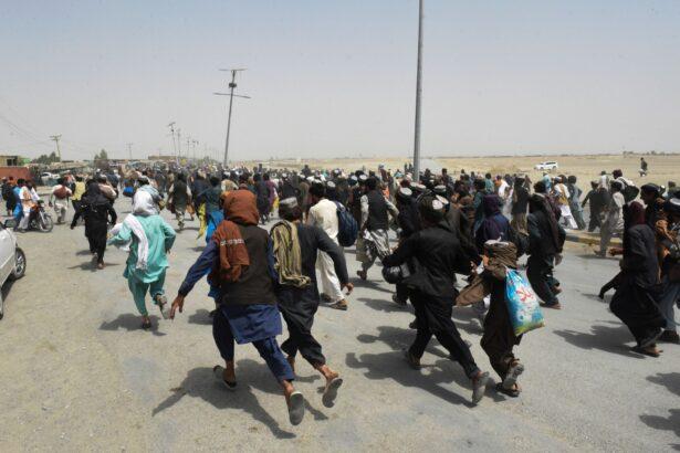 Pakistan Afghanistan Conflict Border