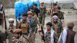 At Least 7 Taliban Reported Killed in Panjshir Fighting