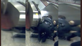 Chicago Police Officer Charged in Downtown Subway Shooting
