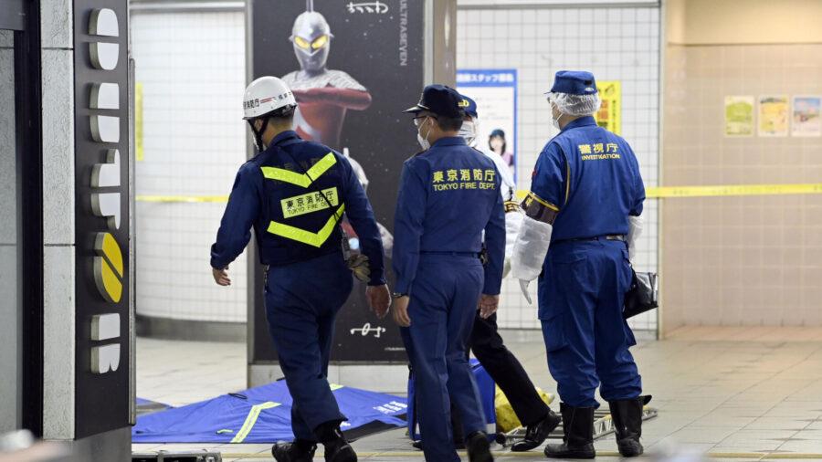 At Least 10 Passengers Injured in Stabbings on Tokyo Train