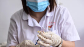 Senior Unconscious After Getting Chinese Vaccine