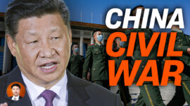 Gregory Copley: China's Potential Civil War Over the Future of China's Communist System