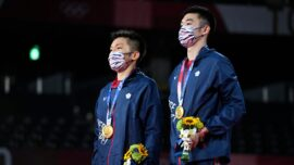 Taiwan's Medals Revive Debate Over Use of 'Chinese Taipei'