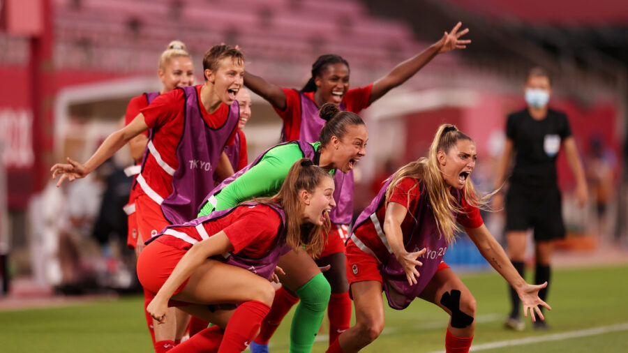 US Women's Soccer Team Loses to Canada, Will Play for Bronze