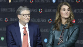 Bill Gates, Melinda French Officially Divorced