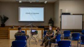 Pentagon Mandates COVID-19 Vaccine After Regulators Approve Pfizer's Shot