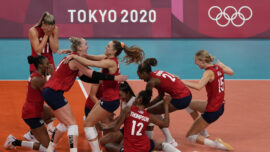 Team USA Finishes With Most Gold Medals at Tokyo Olympics, Barely Beating China