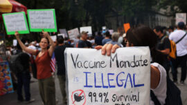 Federal Judge in South Carolina Denies Restraining Order to Block Vaccine Mandates
