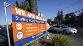US Job Openings Jump to New Record High, Hiring Increases