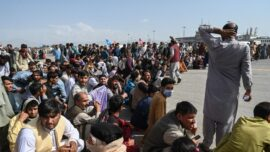 White House: 'Significant Number of Americans' Remain in Afghanistan, Chaos Erupts at Airport