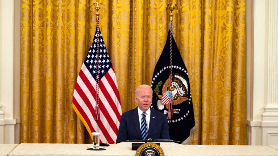 Biden, Private Sector Meet Over Cyber Defense