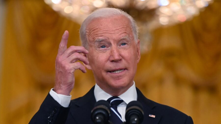 Biden to Deliver Speech on Afghanistan Evacuation
