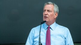 NYPD's Largest Police Union Sues Mayor Over COVID-19 Vaccine Mandate