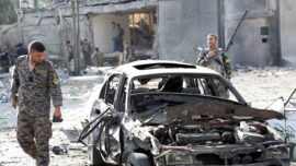 Blast in Afghan Capital as Taliban Claim Attack on Minister's Compound