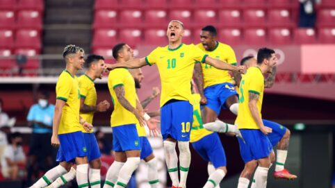 Brazil Beat Mexico on Penalties to Reach Final