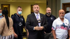 Judge Orders Chicago Police Union President Not to Discourage Members From Getting COVID-19 Vaccine