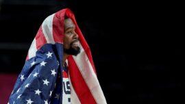 US Men's Basketball Wins Gold Medal at Tokyo Olympics